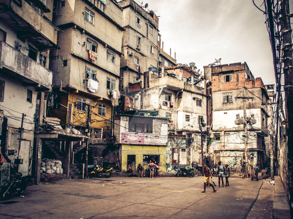 Favela Life by kotchenography