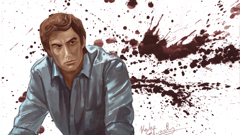 Dexter Wallpaper 1920x1080 By Kjellina