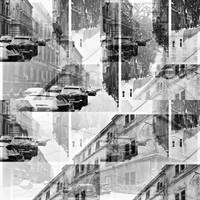 fractured white scenes by PsycheAnamnesis