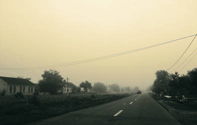 our placid memories haven't always been so foggy