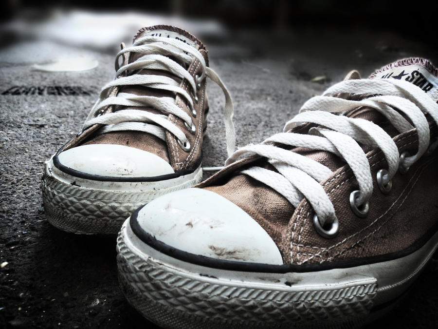 Converse Shoes Background