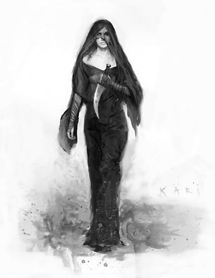 Assassin Queen by karichristensen