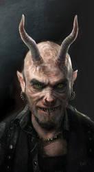 Demon by karichristensen