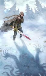 Sword of Justice by karichristensen
