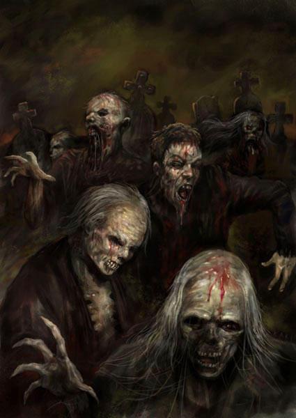 Korku tünelinde gezinti korku resimleri korkunç resimler