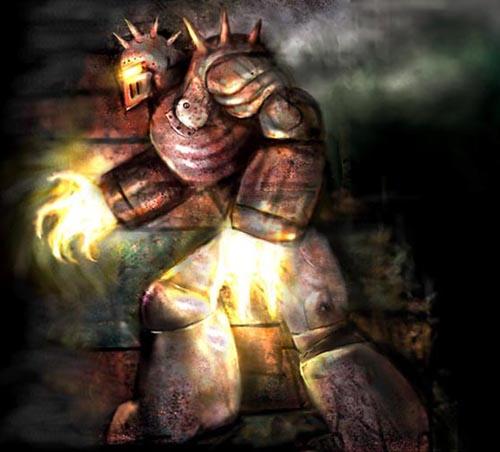 Iron Juggernaut II by karichristensen