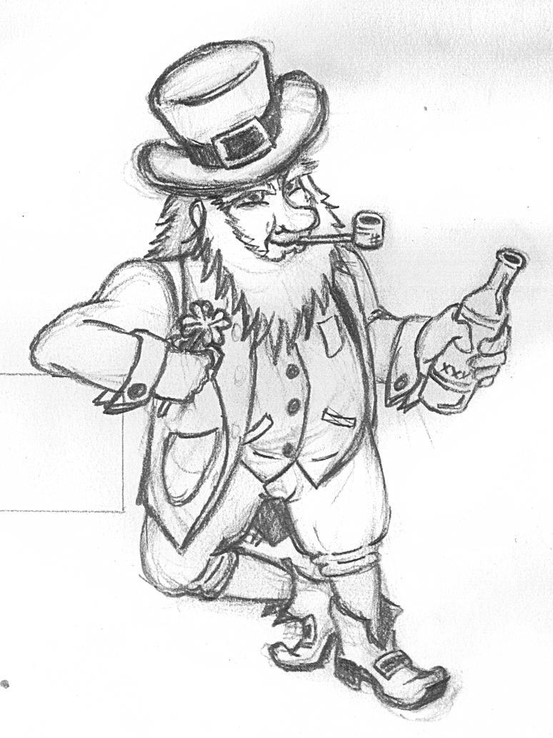 [Image: Leprechaun_Sketch_by_CromeCre8ive.jpg]