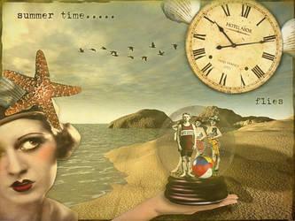 Summer Time Flies by montybearkins