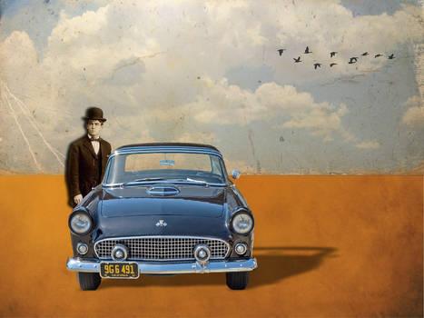 Used salesman.....of cars