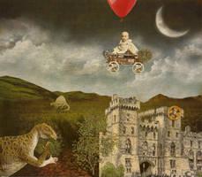 The Time Traveler by montybearkins