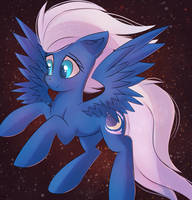 Night Glider by AutumnVoyage
