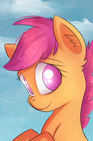 Scootaloo by AutumnVoyage