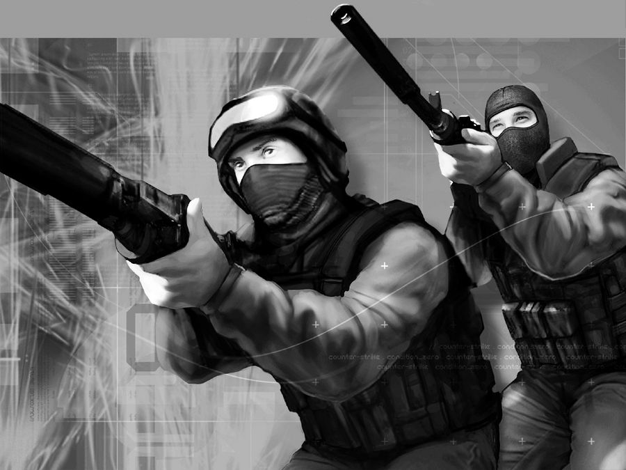 Counter-Strike: Grayscale