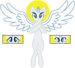 mlp base 20 - Angel Rarity
