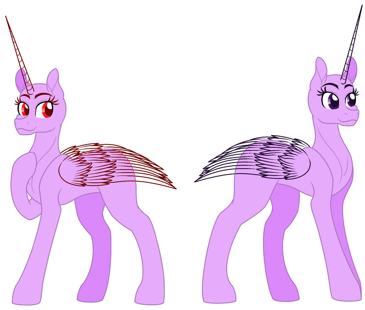 mlp base 30 - Hermanas?