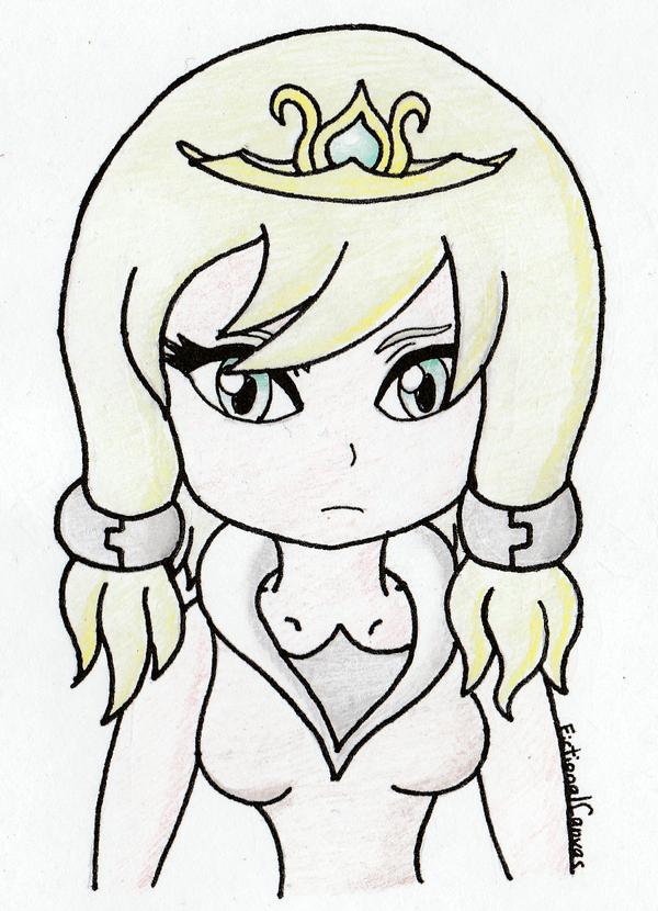 Original Character - Geniece Moriana by FictionalCanvas