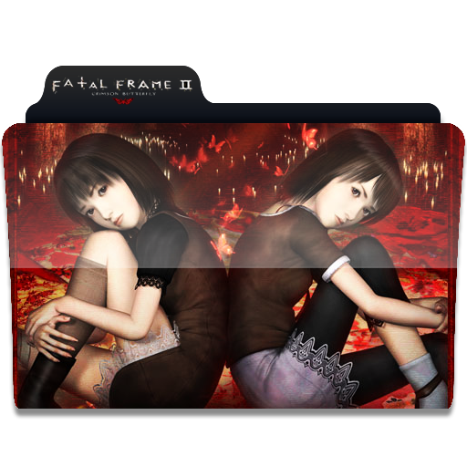 Fatal Frame 2 Folder by revenantSOULx3