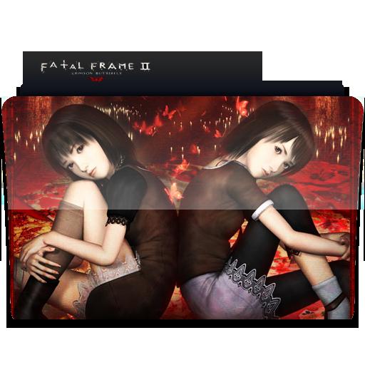 Fatal Frame 2 Folder by revenantSOULx3