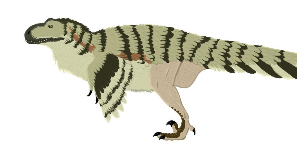 Venatosaurus remake by Troodontidae on DeviantArt