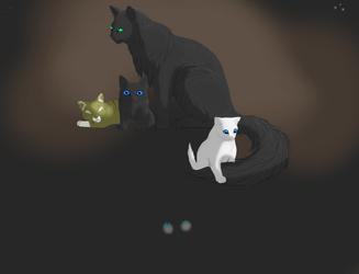 Cat Story Titlescreen Art by Troodontidae