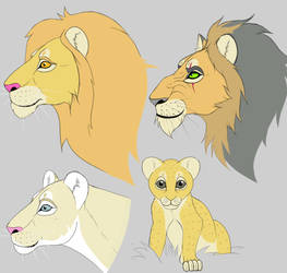 Lion King in My Style by Troodontidae