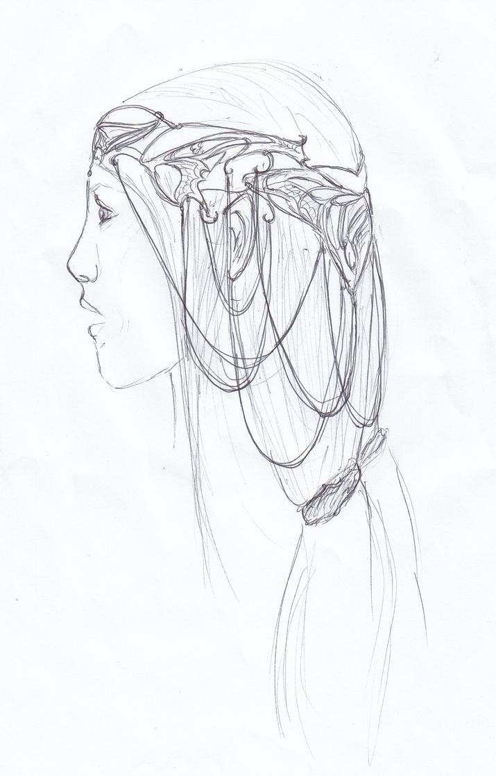 Arwen Crown by macdvl