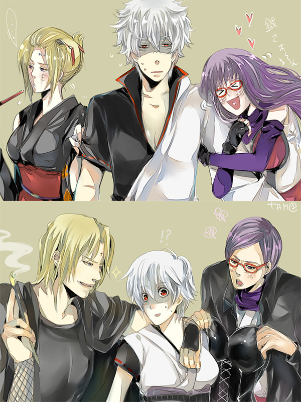 Gintama: change! by tam-ichi