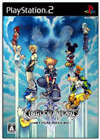Kingdom Hearts- Final Mix by sakarja