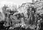 Soldaten by Odysseusart