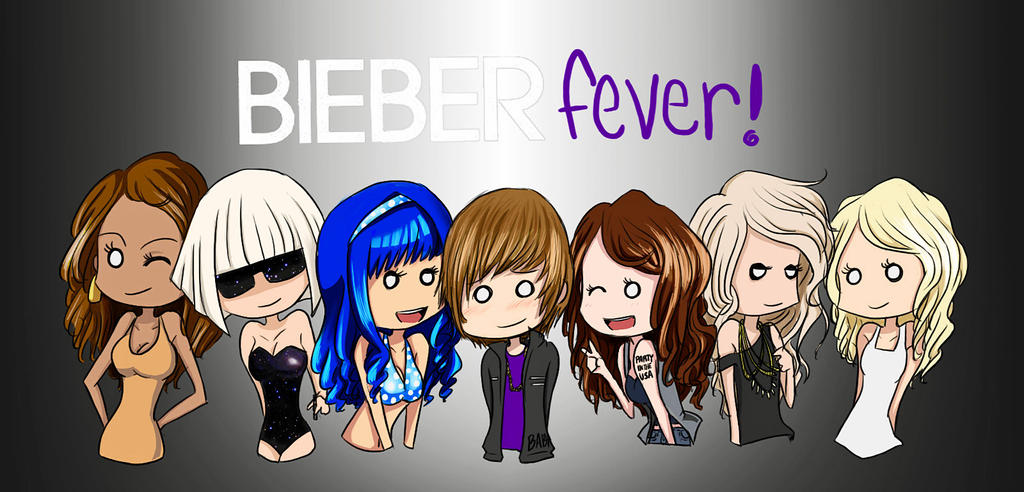 BIEBER FEVER by AYurManga