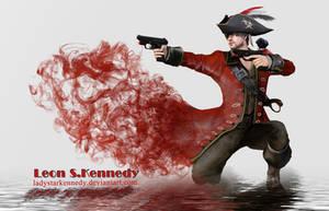 Mr. Pirate by ladystarkennedy