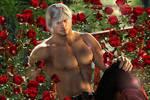 Rose-Dante by ladystarkennedy