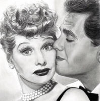 Lucy and Desi by Love-ROKKUGO