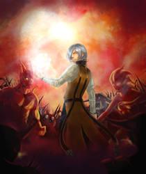 Diablo III by Poticceli