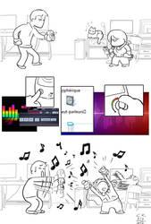 War's sound by Poticceli