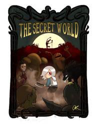 The secret World by Poticceli