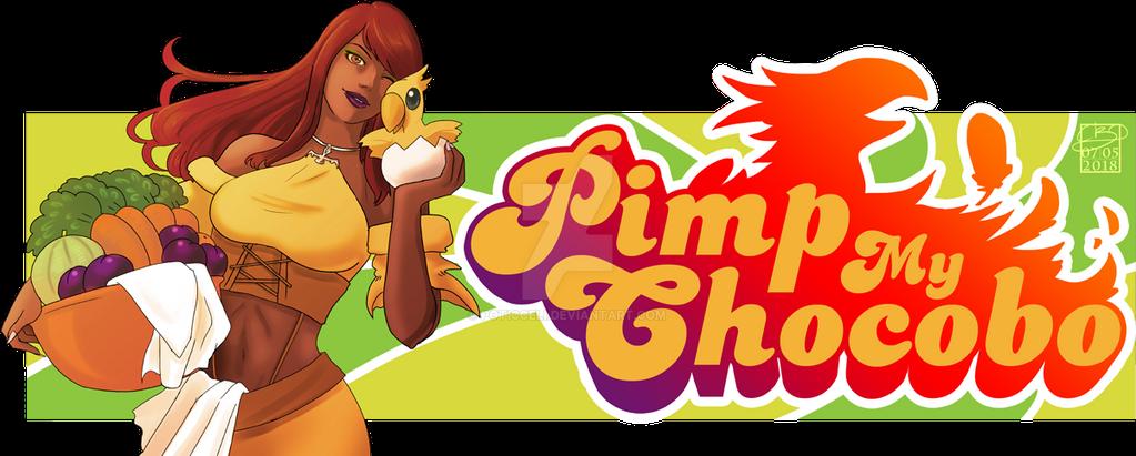 Pimp my chocobo by Poticceli