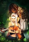 Raen and Xaela [FFXIV]