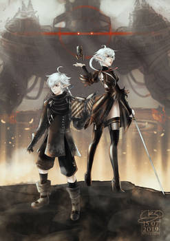 Alphinaud and Alisaie