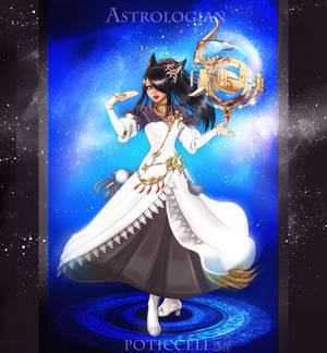 [Commission] Astrologian