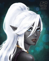 [Commission]  Sereina