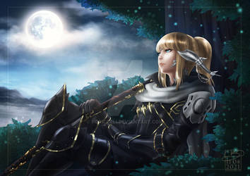 [Commission] Akayane - Moon