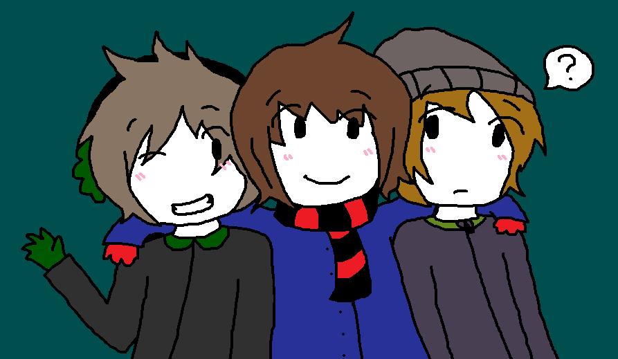Minor Character Gang? XD by HpWendiz