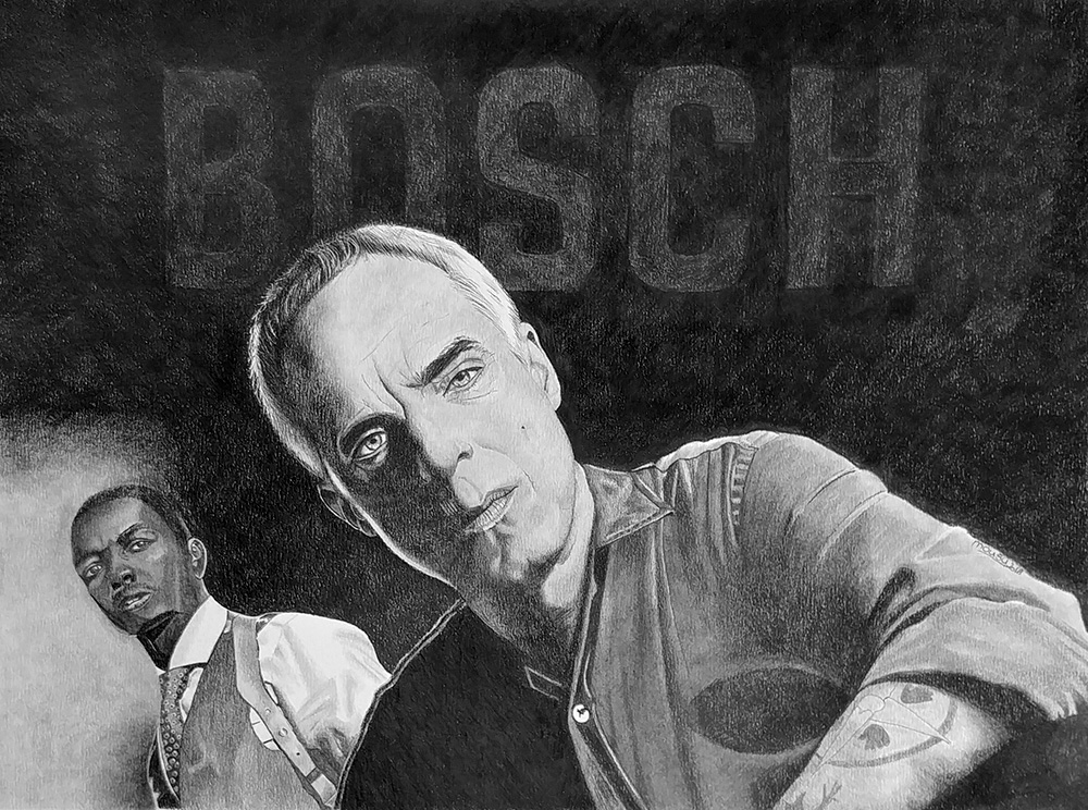 Bosch by mousykat
