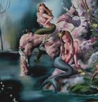 Jungle mermaids