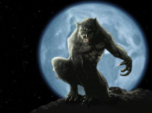 gallery for werewolf art wallpaper