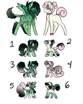 Breedable Adopts (Lowered Prices) (MOVED)