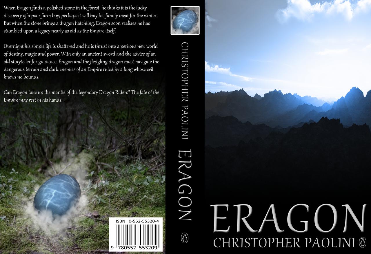 Eragon Book Cover Art : Eragon book cover by ani on deviantart