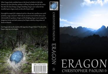 Eragon Book Cover by ani07789