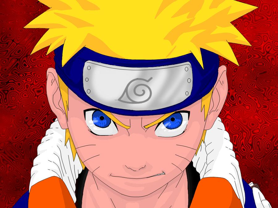 Uzumaki Naruto - Improved by Jucchan